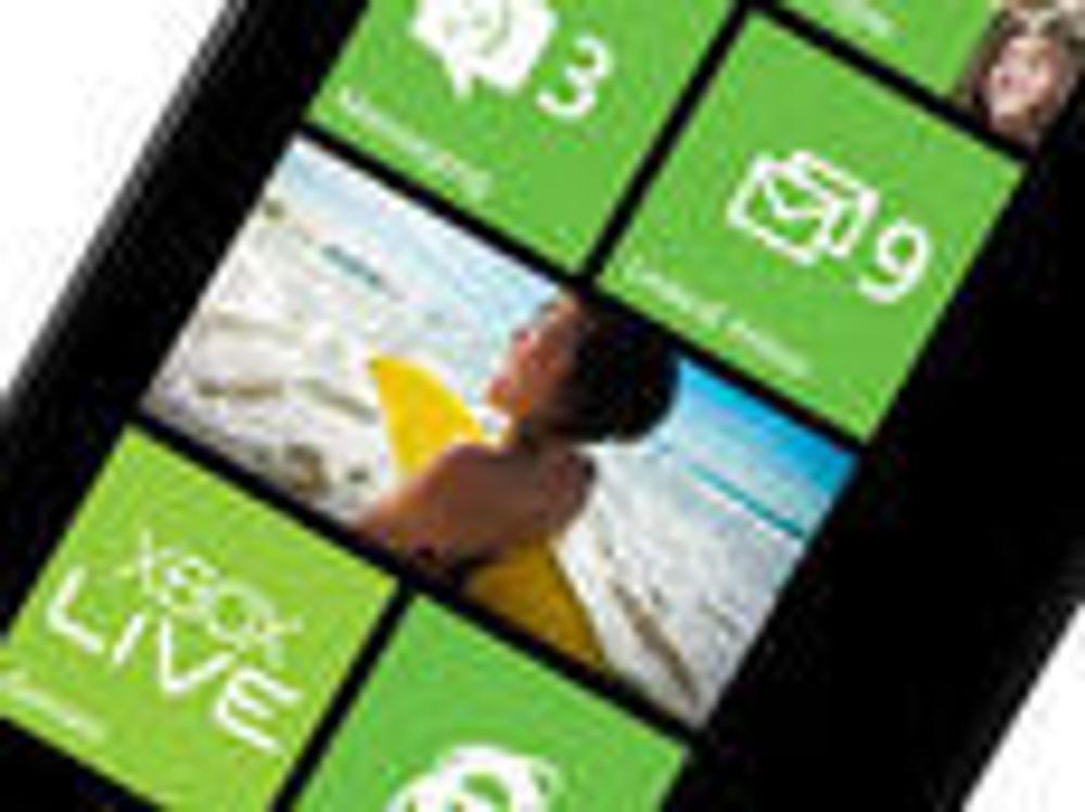 Windows Phone på norsk etter sommeren