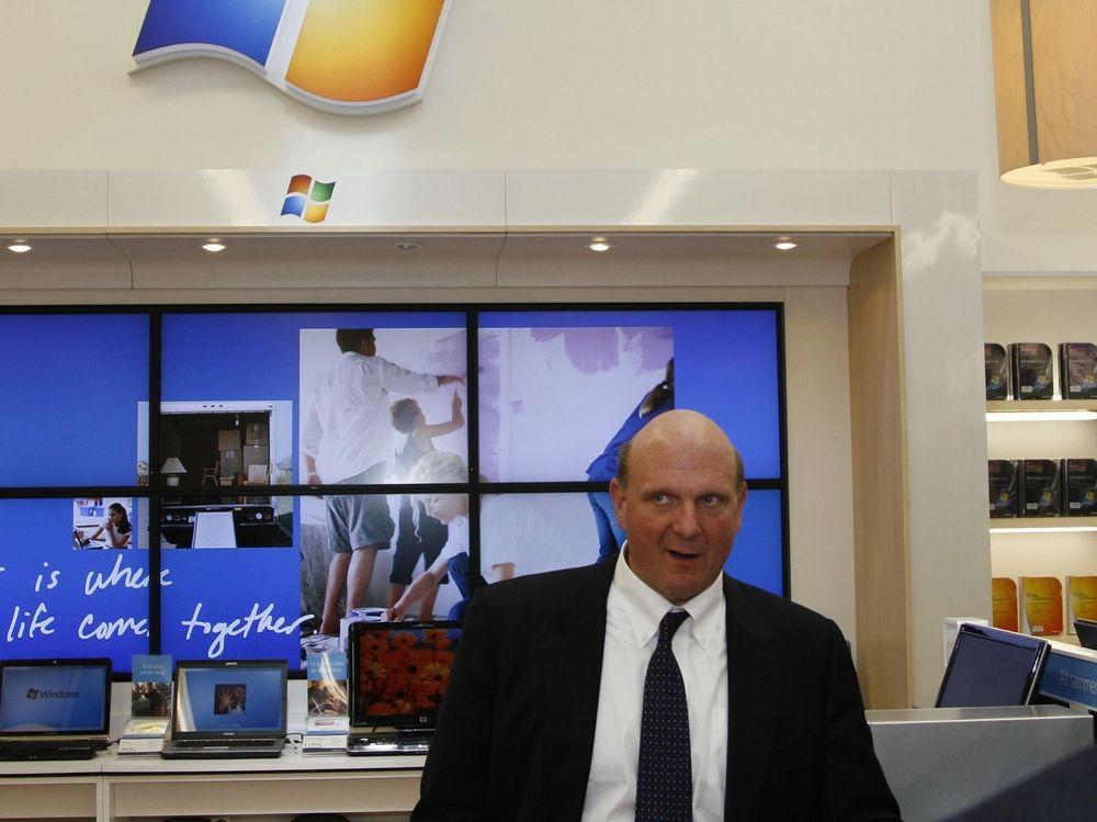 Steve Ballmer kom i går med en offisiell kunngjøring om Windows 8.