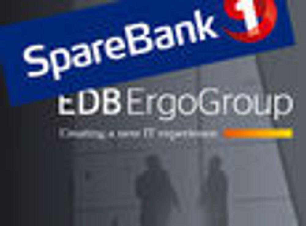 Slår opp med EDB Ergogroup
