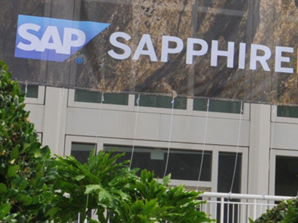 SAP: Effektiv ledelse krever ferske data