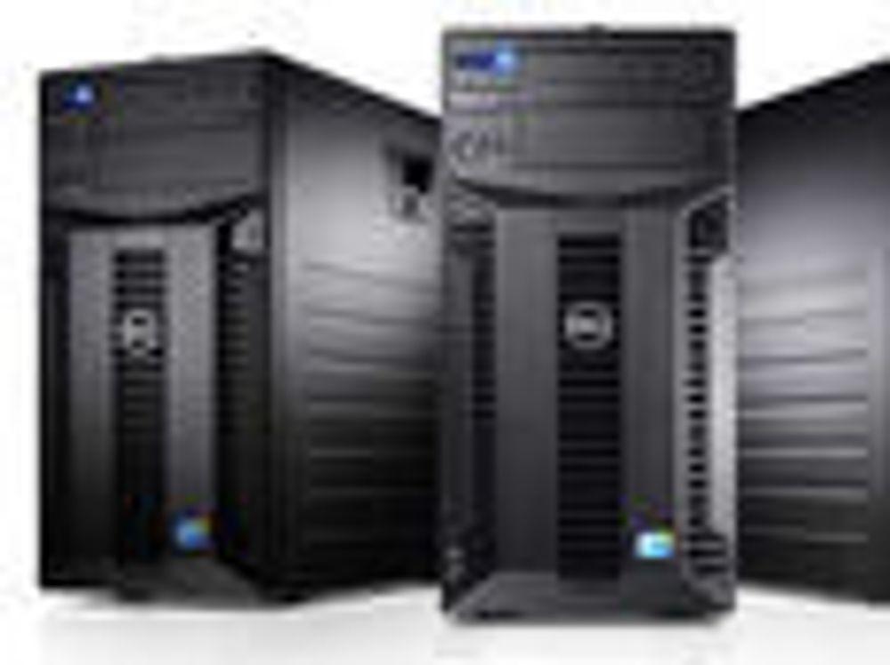 Nær tredoblet resultat for Dell