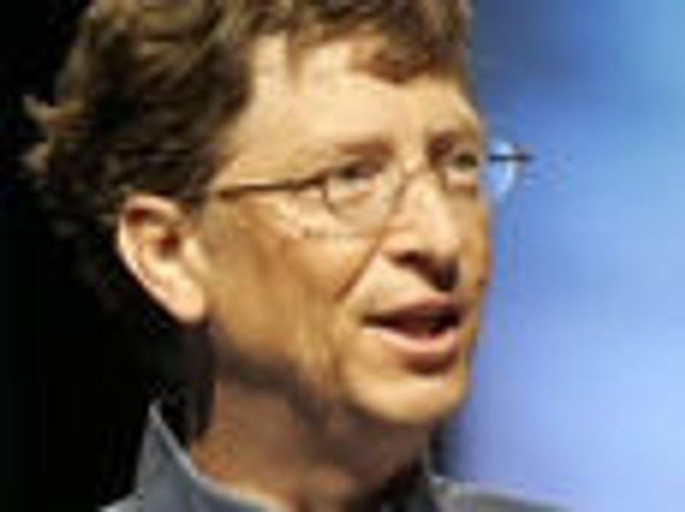 Bill Gates drev frem Skype-kjøpet