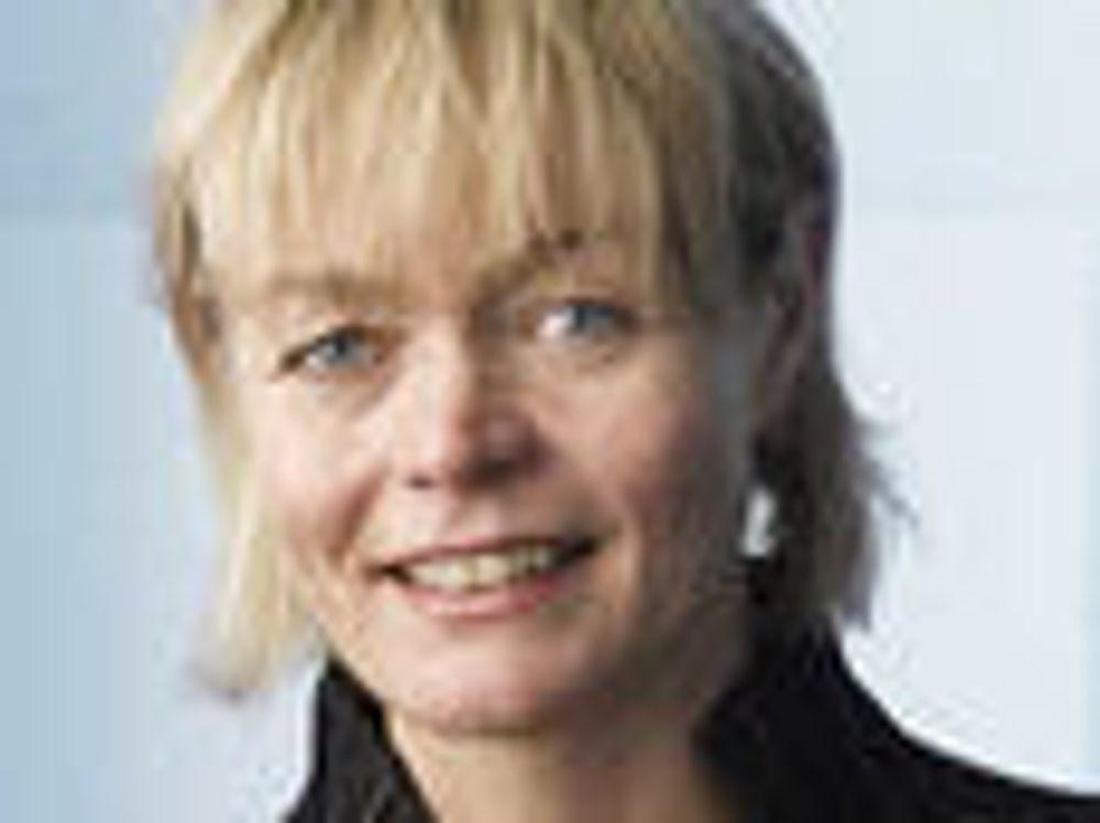 Basefarm og konsernsjef Grethe Viksaas råder nå over seks datasentre, fordelt over Norge, Sverige og Nederland.