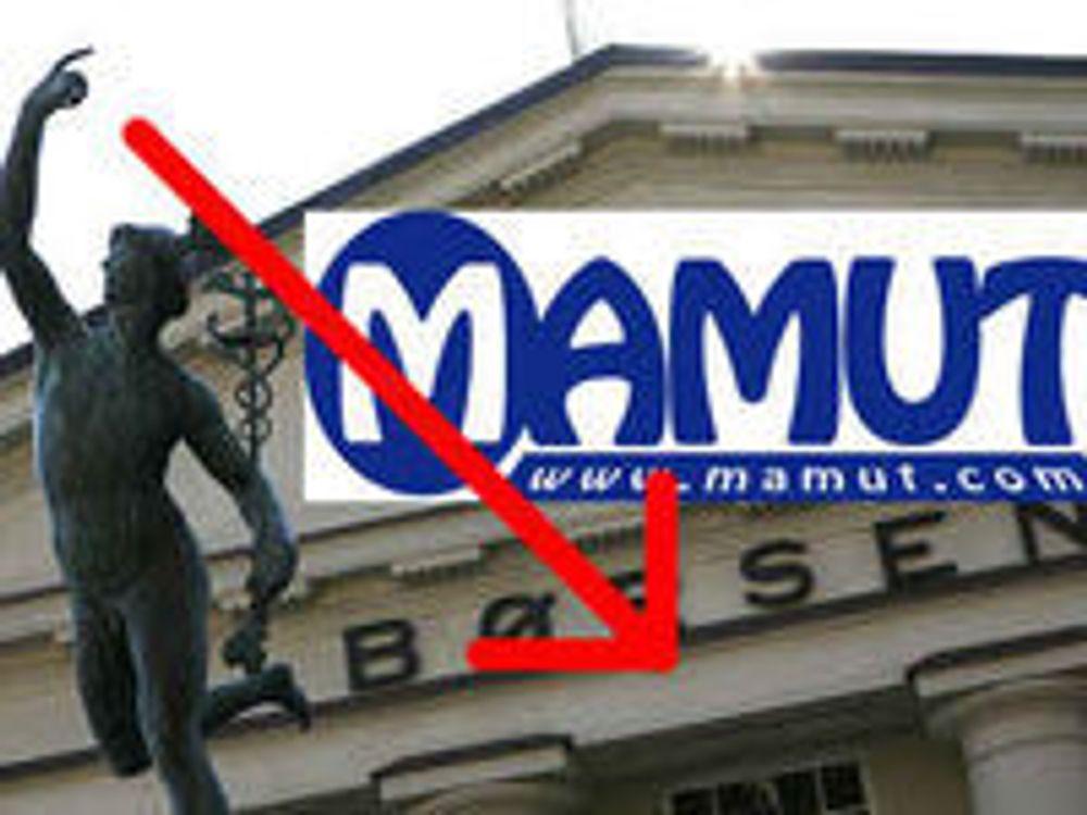 Bråstopp for Mamut-oppkjøp