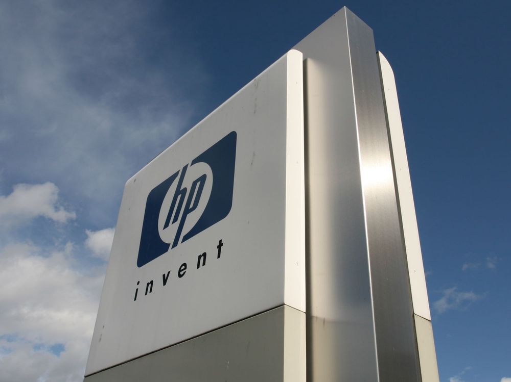 HP tar halve PC-markedet