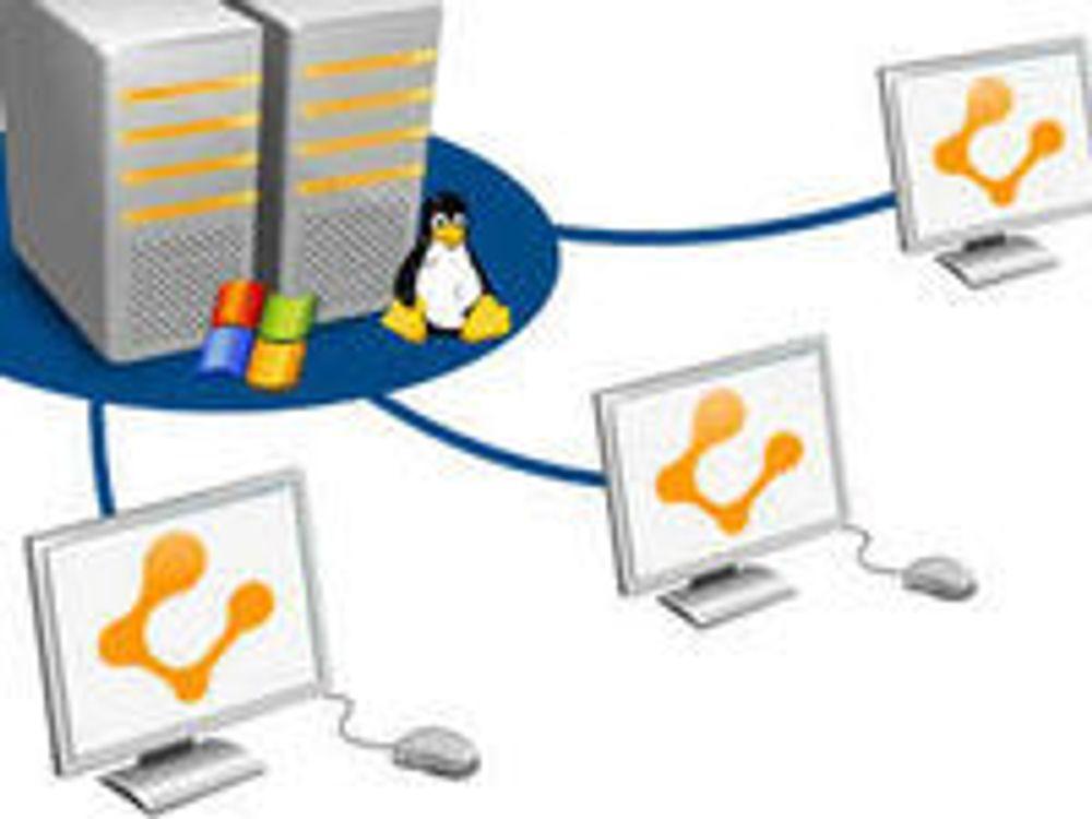 Kjør Windows-programmer i nettleseren