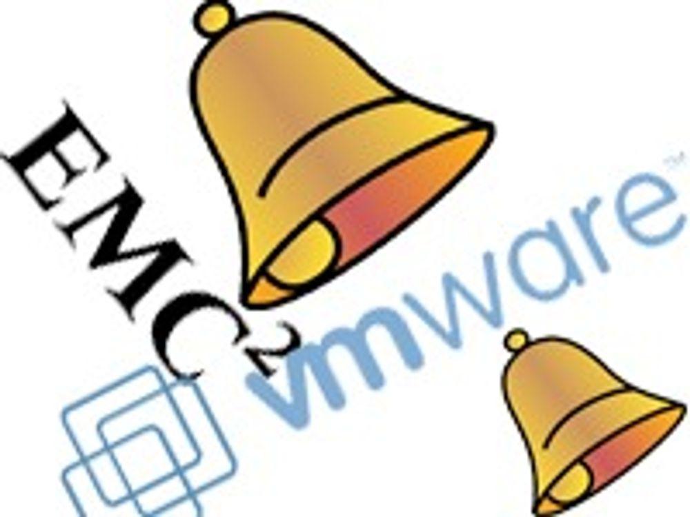 Bjellene ringer hos EMC og VMware