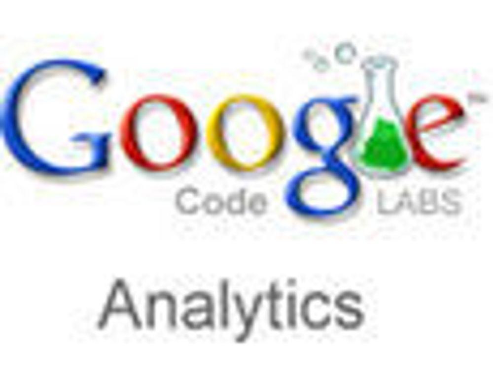 Google åpner for eksport av webstatistikk