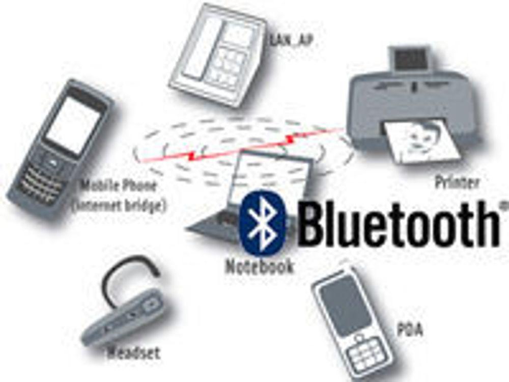 Bluetooth blir mye raskere