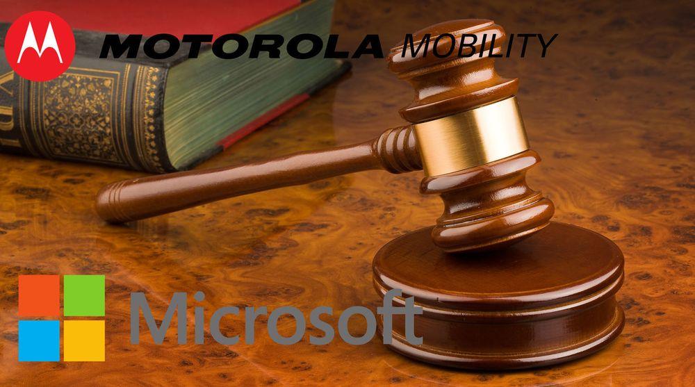 En distriktsdommer i Seattle skal avgjøre hva Microsoft skal betale Motorola Mobility for bruk av patentert teknologi.