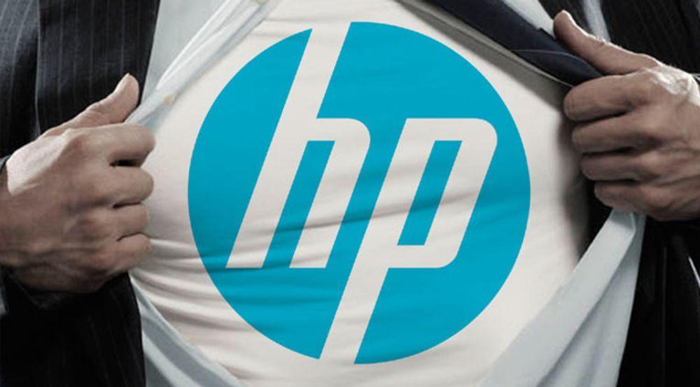 HP gikk milliarder i minus