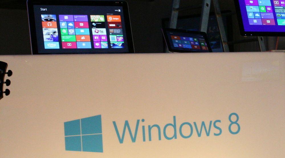 Har det skjedd en bråstopp i Windows 8-salget, etter at entusiastene fikk sitt?
