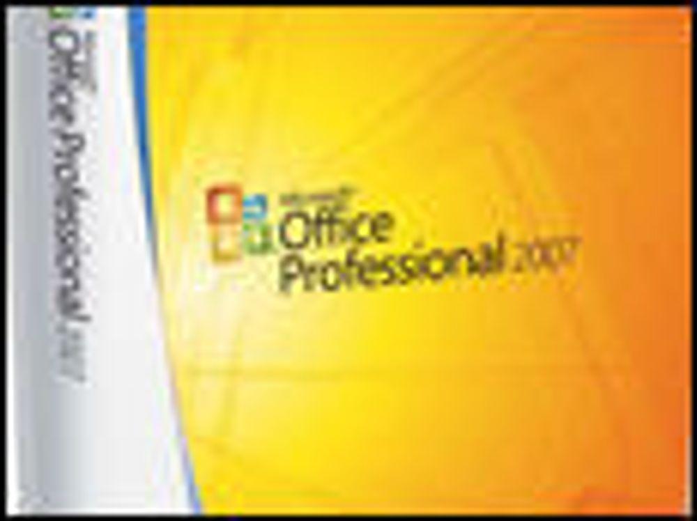 Automatisk utrulling av SP1 til Office 2007