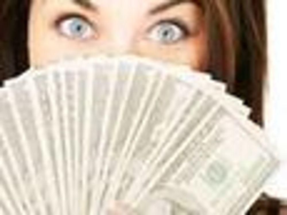 IT-topper i USA støvsuger lønningene