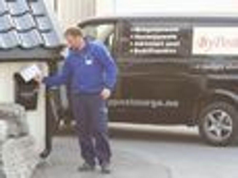 Gründerselskap utfordrer Postens monopol