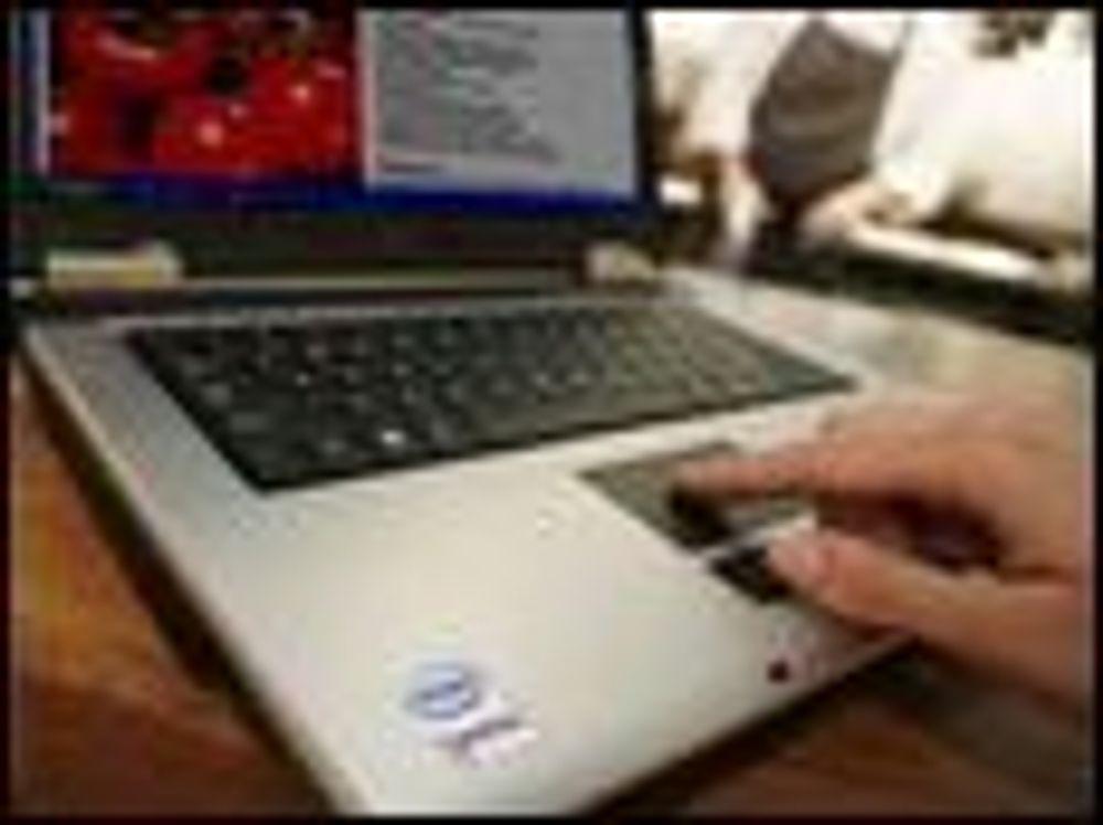 Spår over ti prosent vekst for bærbare PC-er