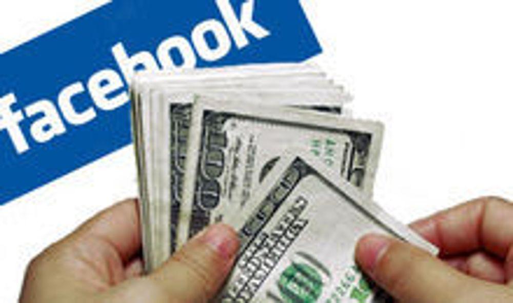 Microsoft: Nye følere overfor Facebook