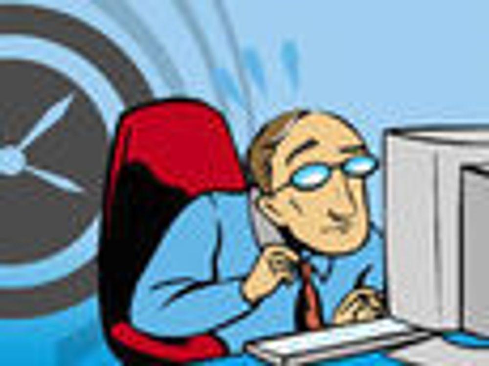 Nye IT-systemer stresser ansatte