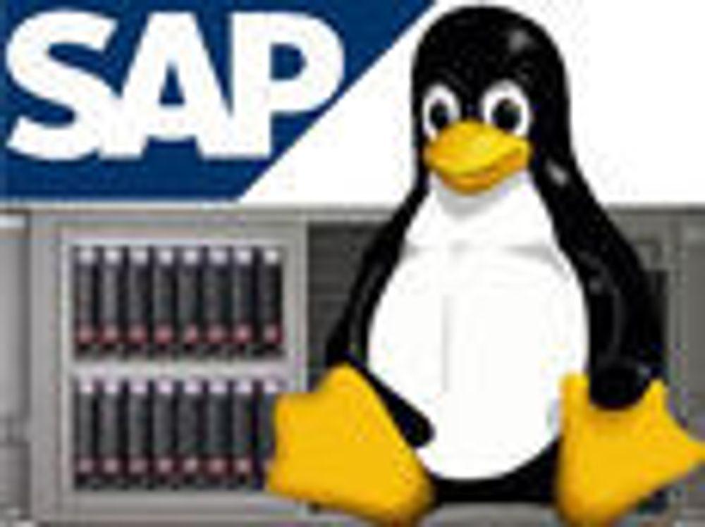 Selger ferdige bokser med SAP og database