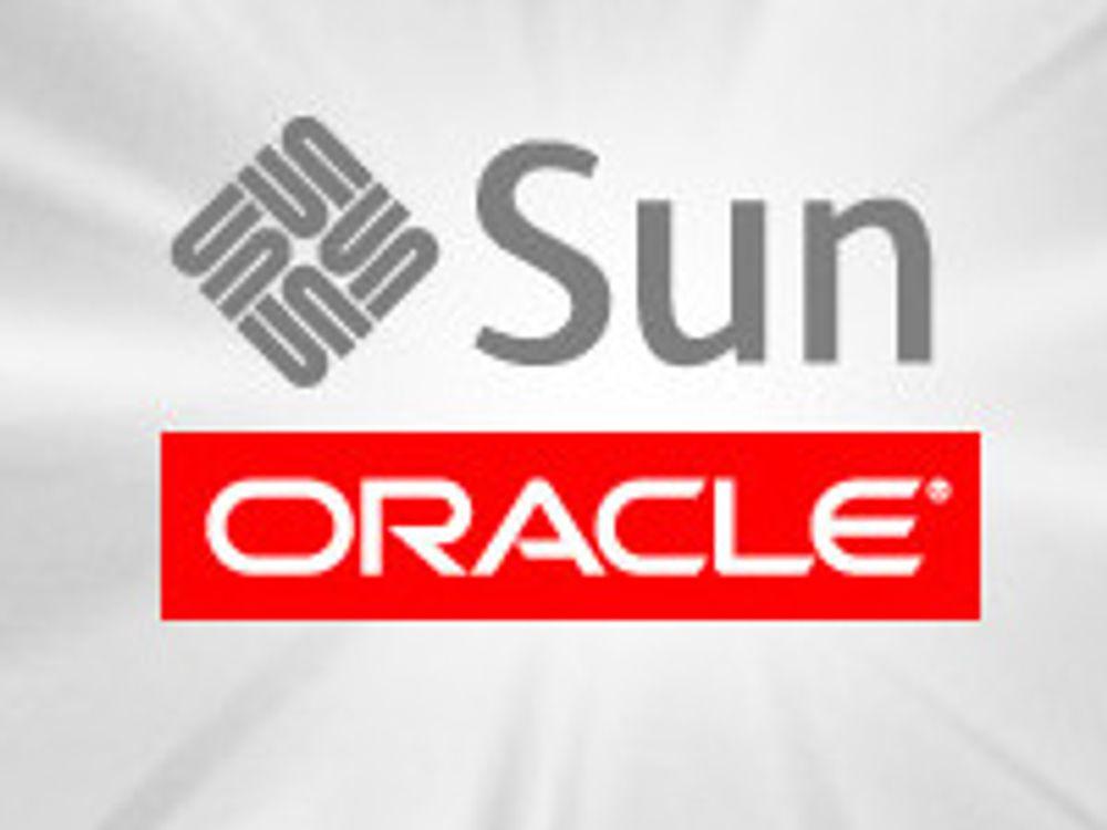 Oracle tilbake på vekstsporet