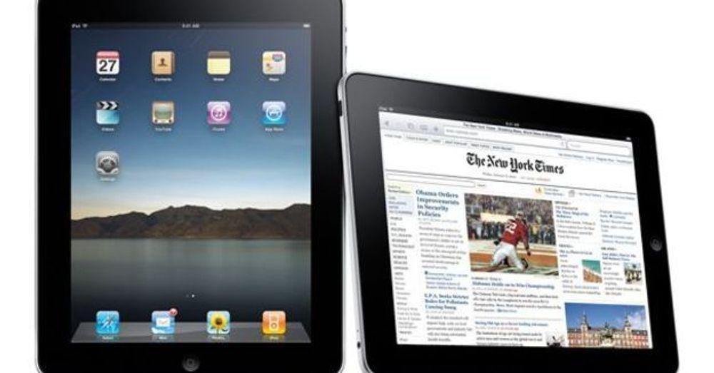 New York Times er en av mange amerikanske aviser som gearer opp foran iPad-lanseringen påskeaften. Nå begynner det å danne seg et prisbilde.