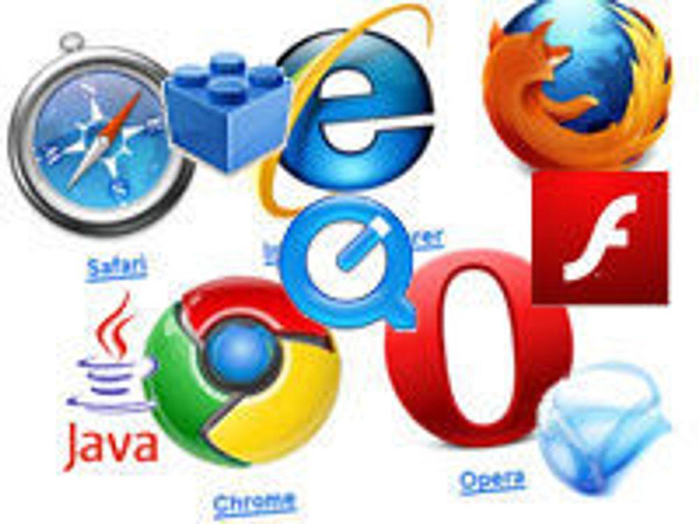 Mozilla med pluginsjekk for flere nettlesere