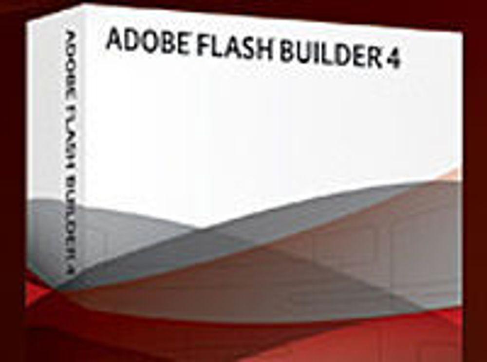 Lover bedre arbeidsflyt med Flash Builder