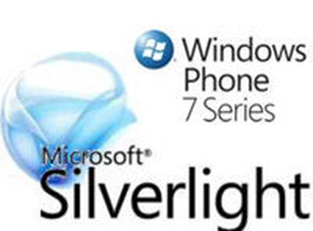 - Ingen Silverlight for mobil IE