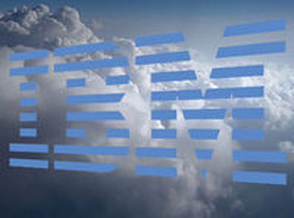 IBM retter nettsky-tjenester mot utviklere