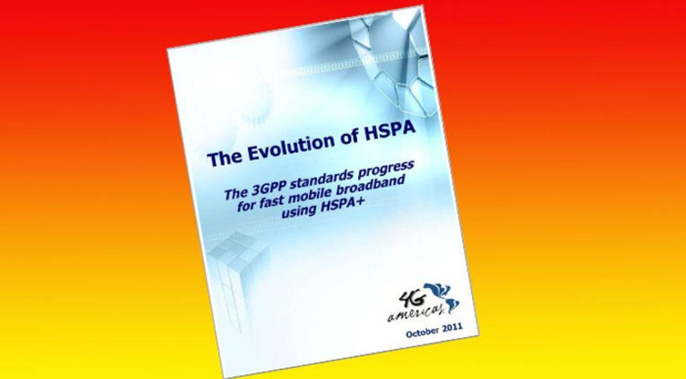 Denne hvitboken forklarer hvorfor 3G-teknologien HSPA vil spille en avgjørende rolle i utviklingen av mobilt bredbånd de kommende årene.