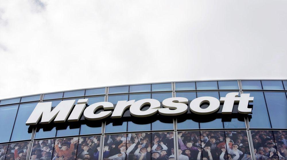 Med over 90 000 ansatte er Microsoft, her representert av sitt nybygg i Issy-les-Moulineaux utenfor Paris, verdens beste arbeidsplass.