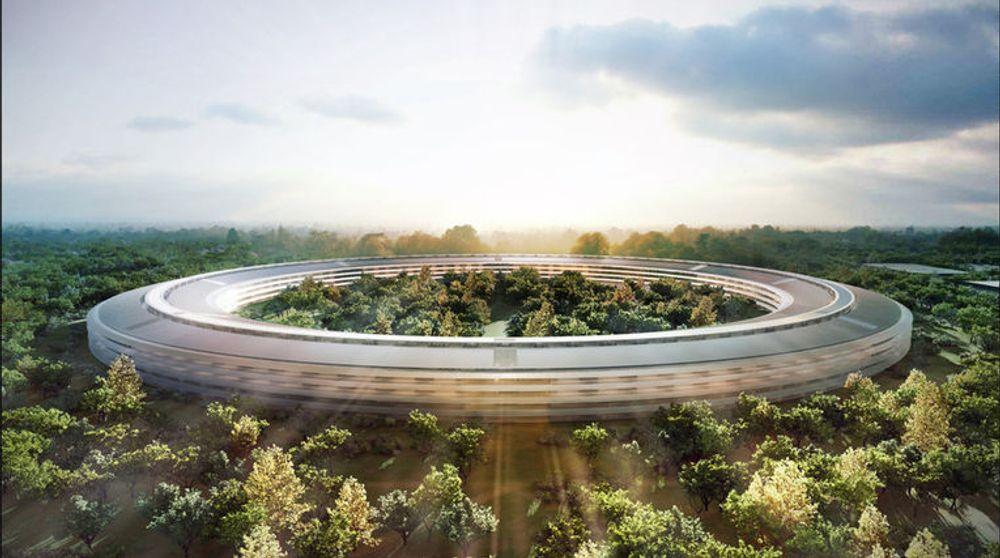 Apples nye hovedkvarter vil ikke gjøre spesielt store innhugg i selskapets pengebinge.