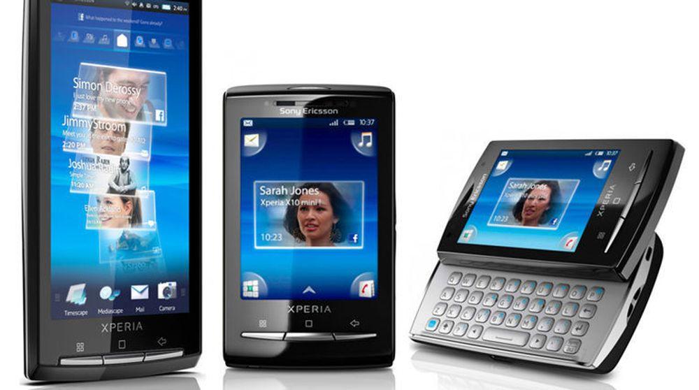 Farvel, Sony Ericsson