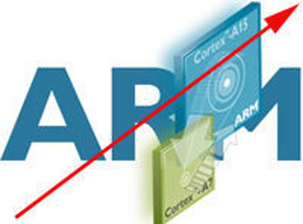 ARM bæres fram av mer enn bare mobil