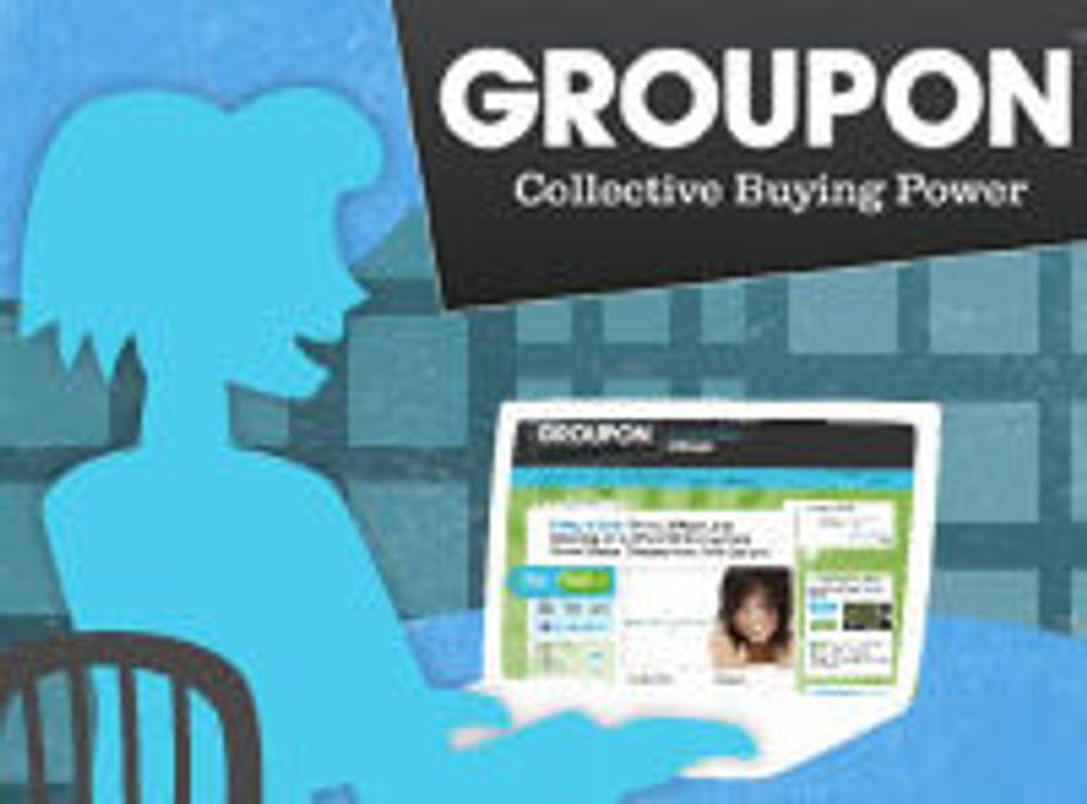 Groupon reduserer forventet IPO-verdi