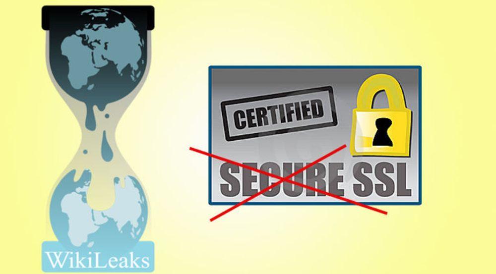 Wikileaks gir inntrykk av de vil avsløre hvordan kryptoprotokollen SSL, som brukes av blant annet norske nettbanker, er ugjenkallelig ødelagt.