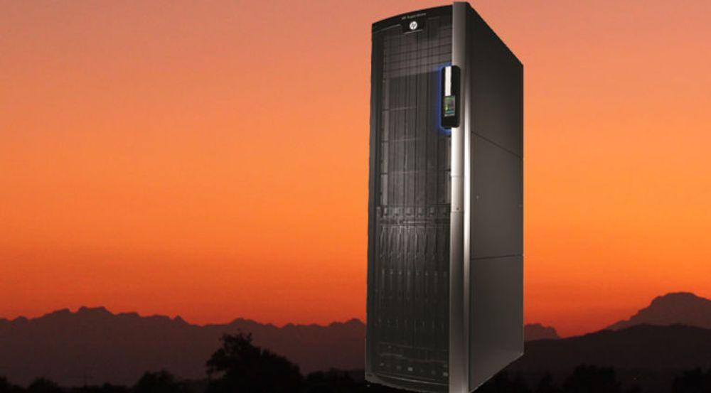 HPs flaggskip Superdome 2 skal nå kunne tilbys med Xeon i tillegg til Itanium. Vil HPs nye forente serverarkitektur kunne hindre Superdome fra å vandre inn i solnedgangen sammen med Itanium?