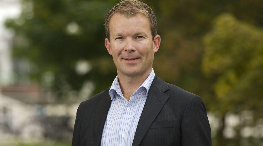 Det foregår et kappløp mot kjeltringene, men norske nettbanker er i særklasse trygge, mener DNBs informasjonsdirektør Thomas Midteide.