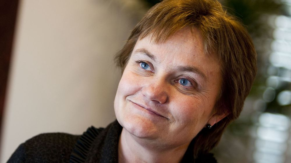 IT-minister Rigmor Aasrud sikrer at Slettmeg.no fortsetter, men ikke hos Datatilsynet.