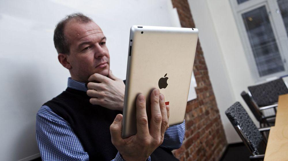 Mange lurer på hva en iPad kan brukes til. Gartner antar at 30 prosent av alle nettbrett vil brukes profesjonelt, og anbefaler bedrifter å se på applikasjoner i ni ulike kategorier.