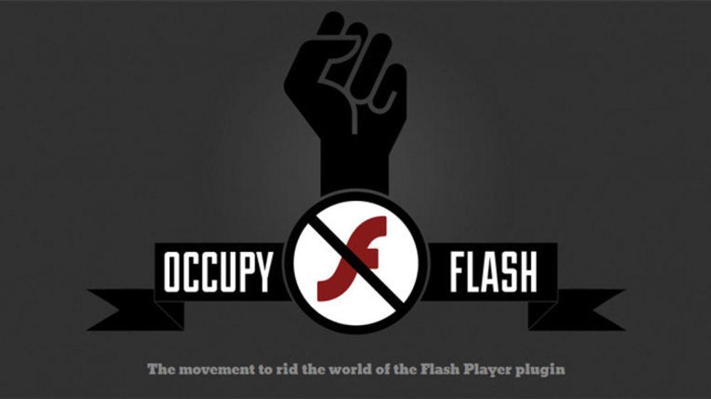 De vil knekke Flash