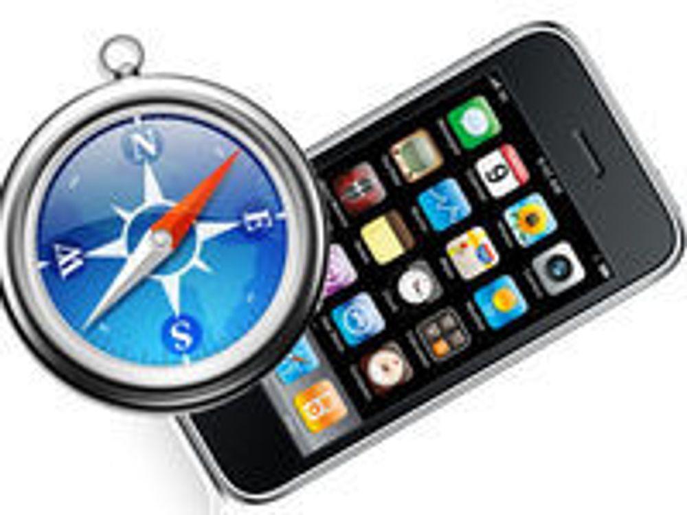 Nye iPhone kan kapres i WLAN