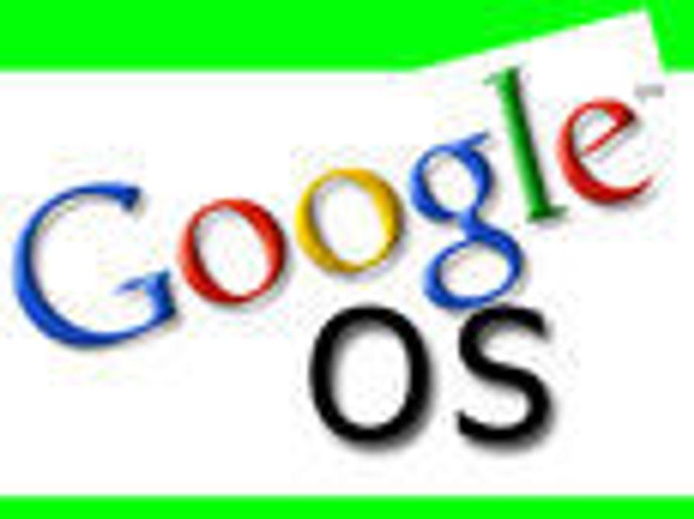 Google lager OS