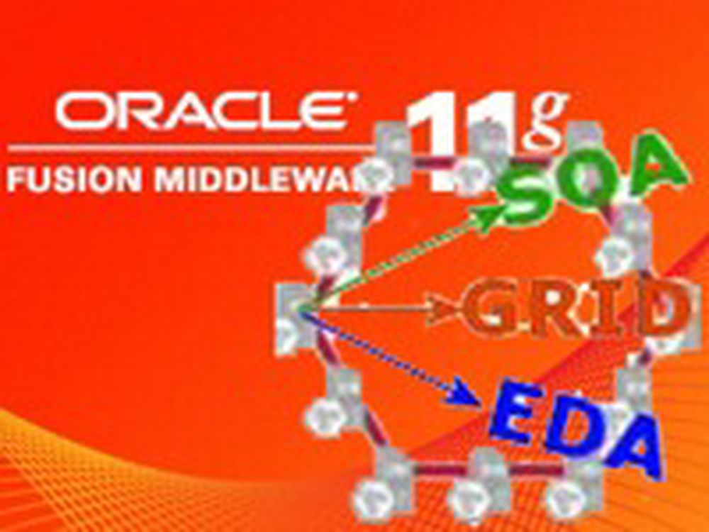 Oracle i mål med mellomvare-maraton