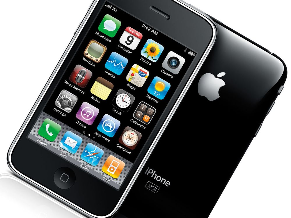 iPhone 3GS lanseres i Norge i sommer