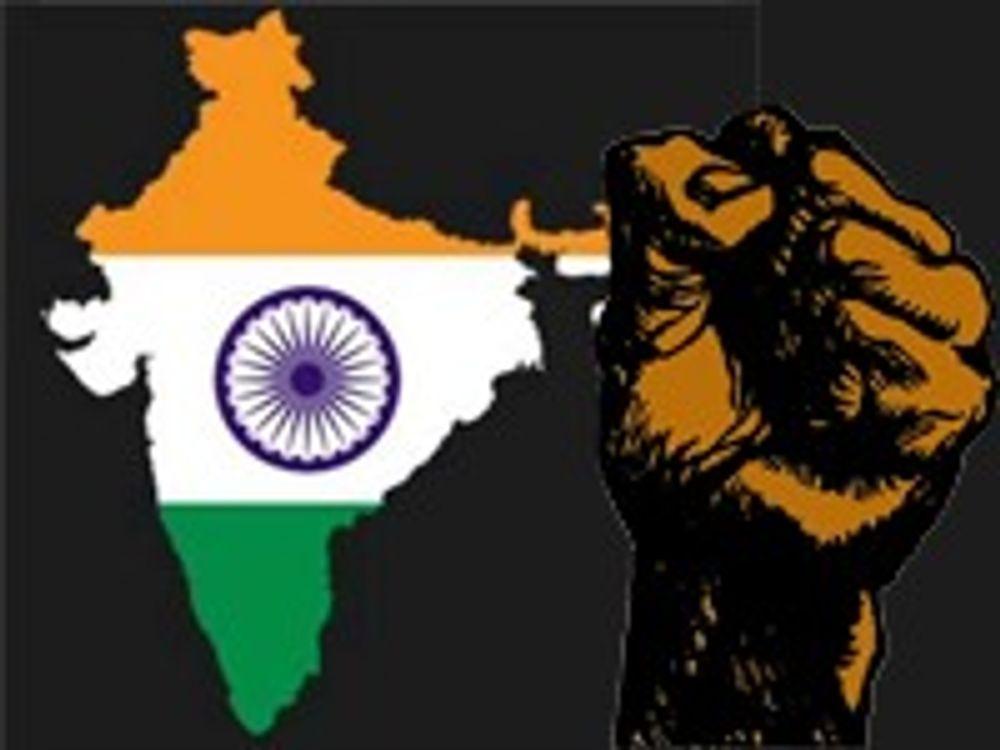 India strammer grepet mot ytringer på nett
