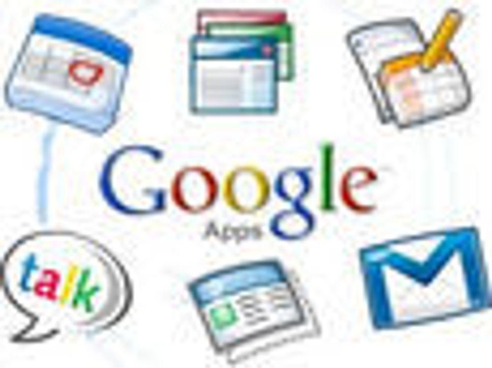 Forbereder Google Apps på økt konkurranse