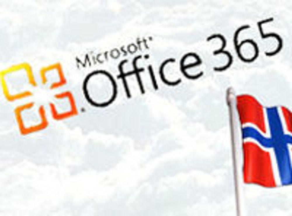 Microsoft åpner Office 365 for alle