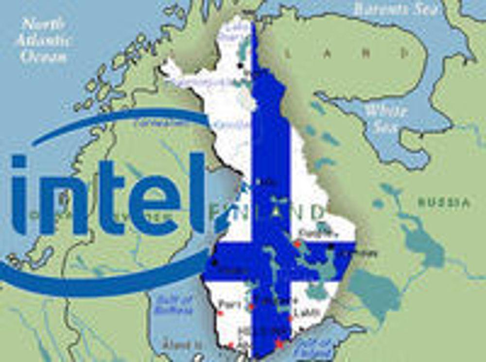 Intel åpner forskningssenter i Finland
