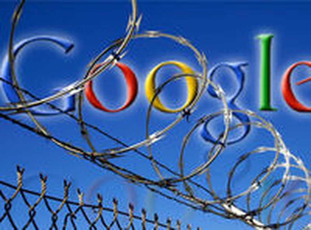 Stjal Googles flashminne
